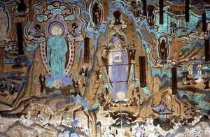 旷世文化巨人策划兴建莫高窟,留下大量传奇过往