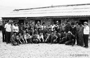 此国前军人国家元首曾到中国南沙群岛,慰问被我军打败的越南海军