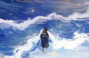 《深海里的星星》作者:独木舟。经典语录句子