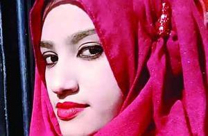 孟加拉少女起诉校长性骚扰却遭学生报复,全身被浇满煤油活活烧死