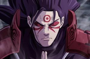 火影忍者:最强仙人模式非他莫属,就连柱间看到他都眼馋的不行