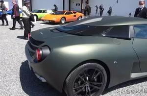 全球只有1辆的兰博基尼,抠了车标没人认识,价格是个谜!