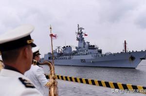 关键时刻!巴基斯坦挺住了,宣布将派遣军舰参加中国海军节