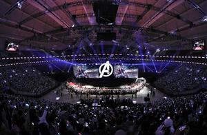 复联4影迷盛典:若复联再加入一个英雄会选谁?答案令全场沸腾了