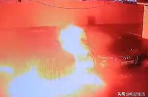 理性分析上海特斯拉Model S车库自燃