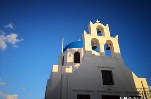 如何承包整个圣托里尼的美丽?一定要选在这个时间去!