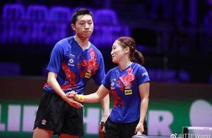 中央电视台CCTV5直播25日世乒赛预告,混双半决赛中国上演内斗