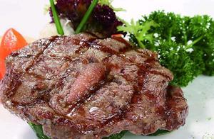 糟香牛排  经过拍筋处理更容易入味 配以醪糟汁 糟香味浓