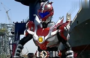 铠甲勇士:炎龙和风鹰第一次见面,炎龙侠还不知道风鹰侠是他?
