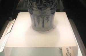 湖北省博物馆四大镇馆之青花四爱图梅瓶,据说价值两亿