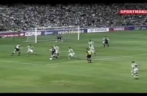 齐达内皇家马德里生涯「40进球+48助攻」集锦 #齐达内#