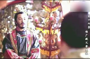 隋唐演义:杨广一把抓住宣华夫人:我立刻就可以让它成为我的天下