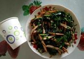 茶干的做法5分极速11选5图,韭菜炒茶干怎么做好吃