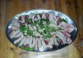 黄焖豪猪肉的做法5分极速11选5图,黄焖豪猪肉怎么做