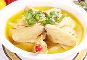 广东酒店鸡酒汤的做法
