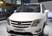 5万可买国产性价比之王SUV:最新长安CX20车厢超美