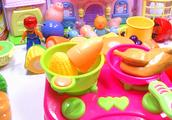 小猪佩奇超级飞侠玩水果连连看切切乐