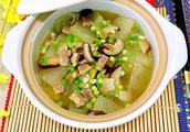 冬瓜咸肉的做法,冬瓜咸肉怎么做好吃,冬瓜咸肉