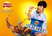 吴亦凡、杨洋、李易峰等都代言过乐事薯片,他们都有一个共同点!