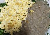 韭菜鲜虾饼的做法5分极速11选5图,韭菜鲜虾饼怎么做