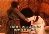 面壁思过的令狐冲竟过的如此潇洒96版吕颂贤笑傲江湖