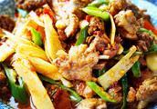 湘菜纸姜炒鸭的做法