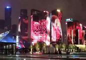 钱江新城的灯光秀真是唯美,到杭州不去看看就可惜了