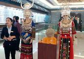 贵州安顺:苗族苗银可能不是纯银 加铜成合金打首饰颜值更高