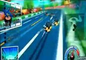 跑跑卡丁车:PRO时代高速公路,这才叫真正的技术