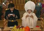 兼有日本和泰国风格的宫廷婚礼,相信你一定没看过