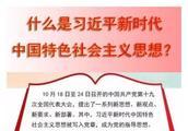 习近平新时代中国特色社会主义思想,是十九大的明灯?