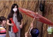 吴尊太太林丽莹,首次露面在《爸爸去哪儿》中甜蜜拥抱孩子