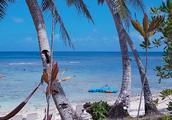 我的出国之旅,美丽的关岛