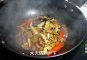 暖暖的味道酱烧茄子得做法