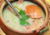 怎样用电饭锅做螃蟹粥