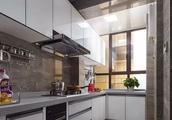 四种装修风格40张装修效果图,厨房橱柜装修有这些案例足够了!