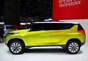 三菱全新SUV,预售价8万配四驱油耗仅4L