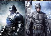 两代蝙蝠侠装备大对比,从蝙蝠车到蝙蝠战机,哪个你最喜欢?