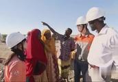 活菩萨!中国一带一路在非洲打井免费供给黑人使用
