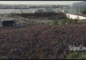 冰岛足球队回国,五分之一人口迎接 再现维京战吼