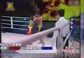 姜春鹏大战伊朗悍将 被压制后爆发KO对手