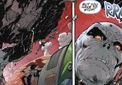 好像漫威的浩克(绿巨人),DC新英雄Damage介绍
