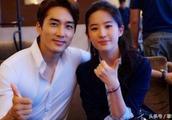 刘亦菲和宋承宪什么时候在一起的?