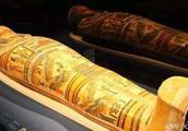 看完古埃及木乃伊的制作过程,有点害怕,今天的科技仍旧比不上