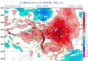 中央气象台紧急辟谣:山东过年近30度高温搞错了!