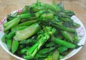 广式芥兰的做法5分极速11选5图,广式芥兰怎么做好吃