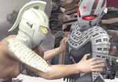 奥特曼格斗进化重生 奥特三兄弟大战黑暗怪兽 格斗游戏