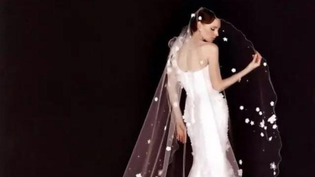 摩羯座穿什麽婚纱最好看