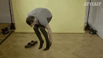 高跟鞋要穿几天才能习以为常?