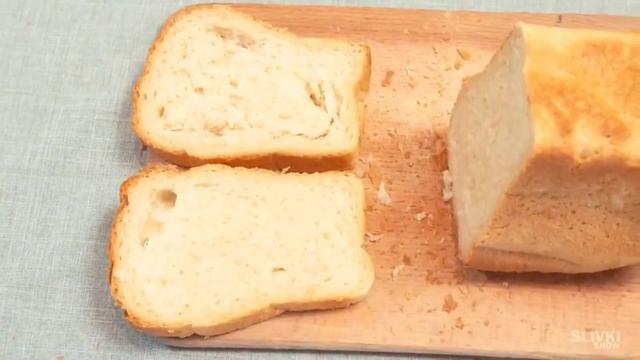 刚做好的面包怎么切